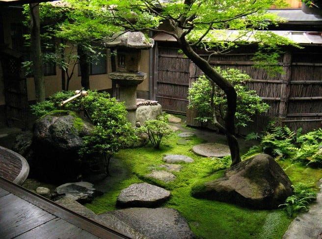japanese zen garden ideas